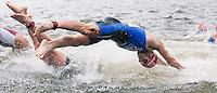 15 AUG 2009 - LONDON, GBR - Tim Don - ITU World Championship Series Mens Triathlon (PHOTO (C) NIGEL FARROW)
