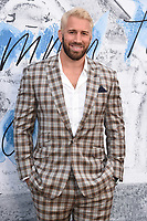 LONDON, UK. June 25, 2019: Chris Robshaw arriving for the Serpentine Gallery Summer Party 2019 at Kensington Gardens, London.<br /> Picture: Steve Vas/Featureflash