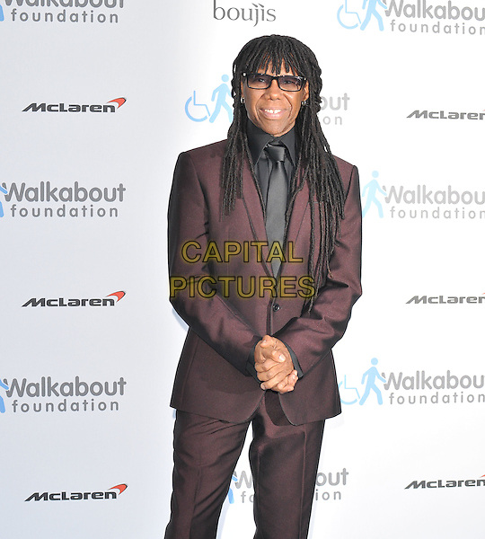 LONDON, ENGLAND - JUNE 27: Nile Rodgers attends the Walkabout Foundation's Inaugural Gala, Natural History Museum, Cromwell Rd., on Saturday June 27, 2015 in London, England, UK. <br /> CAP/CAN<br /> &copy;Can Nguyen/Capital Pictures