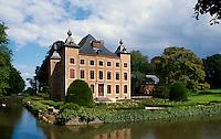 Schloss Conoma in St.Pieter Leeuw in Westbrabant, Flandern, Belgien