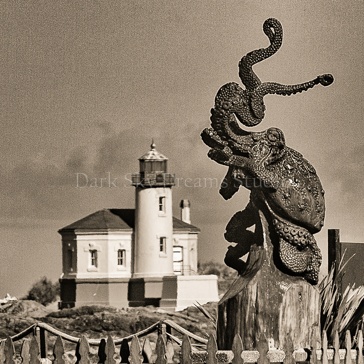The Lighthouse and the Kraken