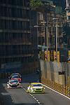 Hugo Valente races the FIA WTCC during the 61st Macau Grand Prix on November 16, 2014 at Macau street circuit in Macau, China. Photo by Aitor Alcalde / Power Sport Images