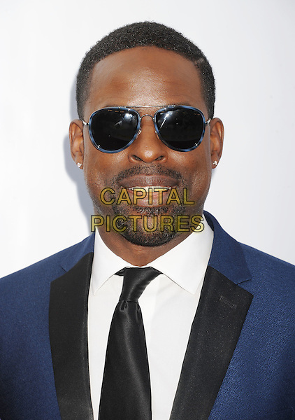 PASADENA, CA - FEBRUARY 11: Actor Sterling K. Brown arrives at the 48th NAACP Image Awards at Pasadena Civic Auditorium on February 11, 2017 in Pasadena, California.<br /> CAP/ROT/TM<br /> &copy;TM/ROT/Capital Pictures