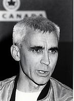 Montreal (QC) CANADA - 1994 file photo -<br />  Lee Tamahori, film  maker