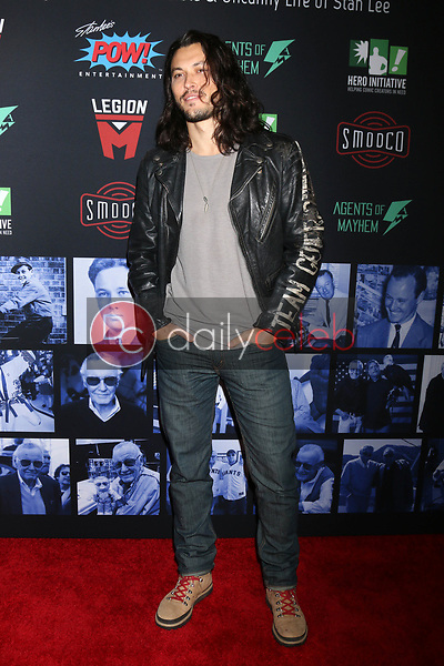 """Blair Redford<br /> at """"Excelsior! A Celebration of the Amazing, Fantastic, Incredible & Uncanny Life of Stan Lee,"""" TCL Chinese Theater, Hollywood, CA 01-30-19<br /> David Edwards/DailyCeleb.com 818-249-4998"""