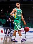 S&ouml;dert&auml;lje 2015-01-17 Basket Basketligan S&ouml;dert&auml;lje Kings - Bor&aring;s Basket :  <br /> S&ouml;dert&auml;lje Kings John Roberson i aktion under matchen mellan S&ouml;dert&auml;lje Kings och Bor&aring;s Basket <br /> (Foto: Kenta J&ouml;nsson) Nyckelord:  Basket Basketligan S&ouml;dert&auml;lje Kings SBBK T&auml;ljehallen Bor&aring;s portr&auml;tt portrait