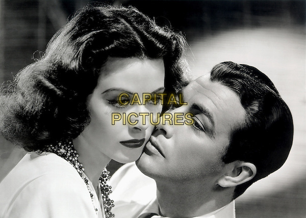 Hedy Lamarr & Robert Taylor.in Lady of the Tropics.*Filmstill - Editorial Use Only*.CAP/PLF.Supplied by Capital Pictures.