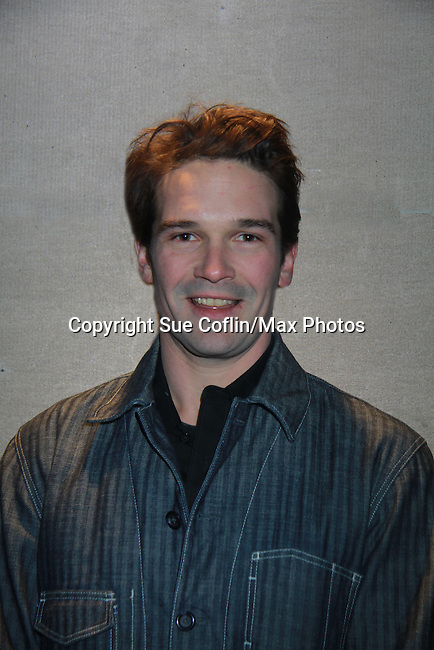 Chris Stack - Actors, crew, production, family come to One Life To Live's wrap party and video tribute on November 18, 2011 at Capitale, New York City, New York.  (Photo by Sue Coflin/Max Photos)