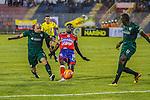 Deportivo Pasto igualó como local 1-1 ante La Equidad. Fecha 2 Liga Águila I-2017.