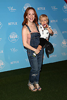 LOS ANGELES, CA - AUGUST 10: Amy Davidson, at the Netflix Series Premiere Of True And The Rainbow Kingdom at the Pacific Theatres at The Grove in Los Angeles, California on August 10, 2017. Credit: Faye Sadou/MediaPunch