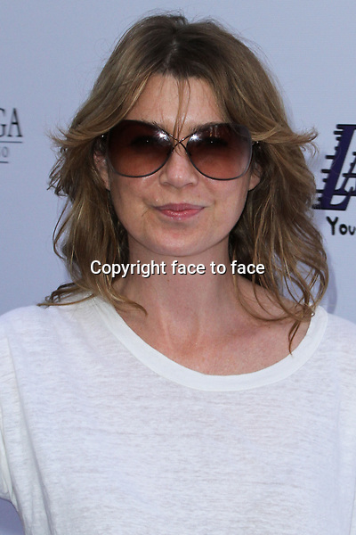 Ellen Pompeo  at Lakers Casino Night Fundraiser Benefiting The Lakers Youth Foundation held at Club Nokia on March 10, 2013 in Los Angeles, California...Credit: MediaPunch/face to face..- Germany, Austria, Switzerland, Eastern Europe, Australia, UK, USA, Taiwan, Singapore, China, Malaysia and Thailand rights only -