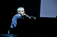 Julien CLERC - Gala de l'Association pour la Recherche sur Alzheimer 30 janvier 2017 - Salle Pleyel - Paris - France # GALA DE L'ASSOCIATION POUR LA RECHERCHE SUR ALZHEIMER A PARIS