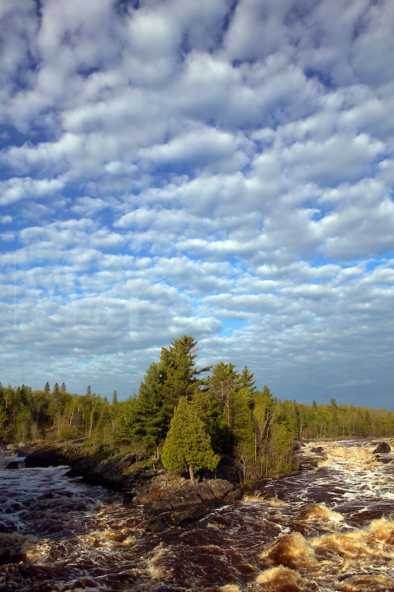 St. Louis River, Jay Cooke State Park, Minnesota