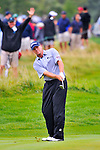 28 August 2009: Steve Stricker during the second round of The Barclays PGA Playoffs at Liberty National Golf Course in Jersey City, New Jersey.