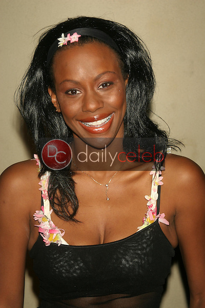 Crystal Lett<br />at Poker for Katrina Relief. Montmartre Lounge, Hollywood, CA. 12-01-05<br />Dave Edwards/DailyCeleb.com 818-249-4998