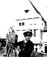 Photographer, Belgian Village, at the 1933 Chicago World's Fair.(Photographer Unknown/www.bcpix.com)