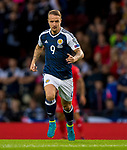 Scotland's Leigh Griffiths during the World Cup Qualifying Group F match at Hampden Park Stadium, Glasgow. Picture date 4th September 2017. Picture credit should read: Craig Watson/Sportimage