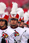 The Louisville marching band marches on. The No. 8-rank Louisville Cardinals (2-0) defeated the Middle Tennessee State Raiders 58-42. The high-scoring affair lasted 3 hours, 54 minutes in front of 40,882 in Louisville.
