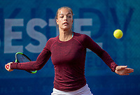Zandvoort, Netherlands, 8 June, 2019, Tennis, Play-Offs Competition, Womans doubles: Sem Wensveen (NED)<br /> Photo: Henk Koster/tennisimages.com