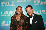 Founder & CEO, National CARES Mentoring Movement Susan Taylor and Kephra Burns Attend the Alvin Ailey Opening Night Gala Party at the Hilton New York Grand Ballroom 12/1/10