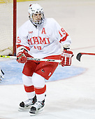 Matt Davis - The Boston College Eagles defeated the Miami University Redhawks 5-0 in their Northeast Regional Semi-Final matchup on Friday, March 24, 2006, at the DCU Center in Worcester, MA.