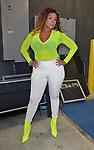 MIRAMAR, FL - JUNE 23: Recording Artist Alison Hinds backstage during the Caribbean Village Festival at Miramar Regional Park Amphitheater on June 23, 2019 in Miramar, Florida. ( Photo by Johnny Louis / jlnphotography.com )