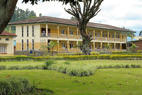 Musanze District Hospital, Rwanda