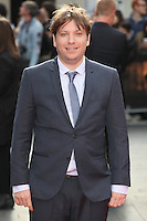 Gareth Edwards arriving for the European premiere of Godzilla, at Odeon Leicester Square, London. 11/05/2014 Picture by: Alexandra Glen / Featureflash