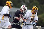 Palos Verdes, CA 04/14/09 -  Erik Trelenberg (PV#2) and Rod Paulsen (Peninsula #19)
