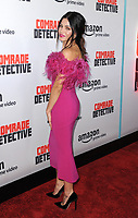 www.acepixs.com<br /> <br /> August 3 2017, LA<br /> <br /> Actress Jenna Dewan Tatum arriving at the premiere of Amazon's 'Comrade Detective' at the ArcLight Hollywood on August 3, 2017 in Hollywood, California<br /> <br /> By Line: Peter West/ACE Pictures<br /> <br /> <br /> ACE Pictures Inc<br /> Tel: 6467670430<br /> Email: info@acepixs.com<br /> www.acepixs.com