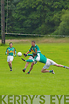 Castlegregory v Legion in the County Football League during their Division 3 County League game in Derren on Sunday.