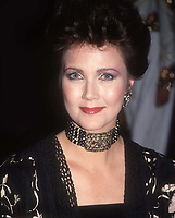 Linda Carter 1989<br /> Photo By Adam ScullPHOTOlink.net