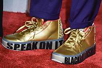 Spike Lee<br /> arriving for the BAFTA Film Awards 2019 at the Royal Albert Hall, London<br /> <br /> ©Ash Knotek  D3478  10/02/2019