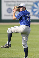 West Michigan Whitecaps Cory Middleton during a Midwest League game at Memorial Stadium on July 14, 2006 in Fort Wayne, Indiana.  (Mike Janes/Four Seam Images)