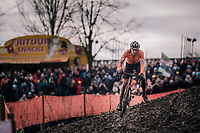 Defending World Champion Joris Nieuwenhuis (NED/Sunweb)<br /> <br /> U23 Men's Race<br /> UCI CX Worlds 2018<br /> Valkenburg - The Netherlands