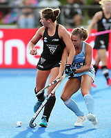 Olivia Merry during the Pro League Hockey match between the Blacksticks women and Argentina, Nga Punawai, Christchurch, New Zealand, Sunday 1 March 2020. Photo: Simon Watts/www.bwmedia.co.nz