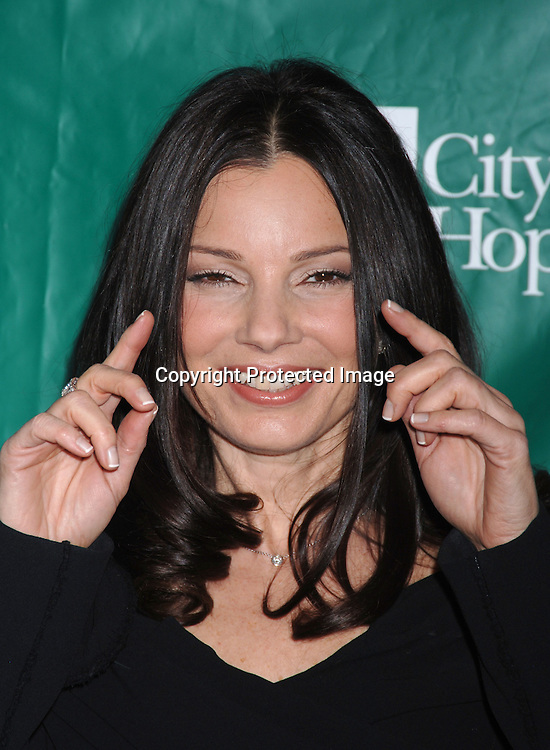 "Fran Drescher ..at The City of Hope Cancer Center's Annual Luncheon ..which honored her with its ""Spirit Of Life"" Award..on May 9, 2006 at The Waldorf Astoria. ..Robin Platzer, Twin Images"
