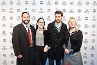 Benjamin Domenech, Dominga Sotomayor, Gregorio Gonzalez, IFFR 2012, International Film Festival Rotterdam, Premiere, Stienette Bosklopper, TIGERWALL, photo by Nichon Glerum Copyright and ownership by photographer. FOR IFFR USE ONLY. Not to be (re-)distributed in any form. Copyright and ownership by photographer. FOR IFFR USE ONLY. Not to be (re-)distributed in any form.