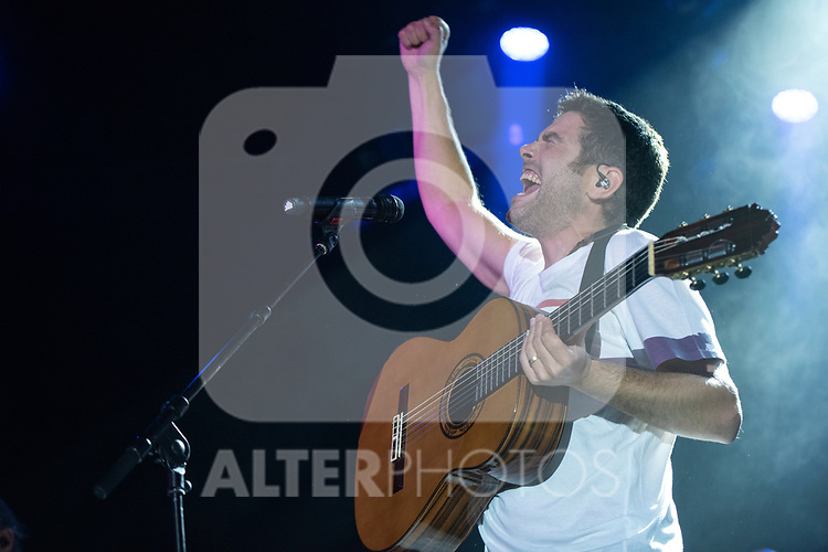 José Manuel Muñoz Calvo during the concert of VODAFONE YU MUSIC SHOWS<br /> ESTOPA. <br /> <br /> October 2, 2019. (ALTERPHOTOS/David Jar)