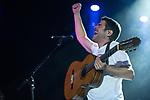José Manuel Muñoz Calvo during the concert of VODAFONE YU MUSIC SHOWS<br /> ESTOPA. <br /> <br /> October 2, 2019. (ALTERPHOTOS/David Jar)