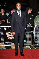 LONDON, ENGLAND. October 6, 2016: Andre Holland at the London Film Festival premiere for &quot;Moonlight&quot; at the Embankment Gardens Cinema, London.<br /> Picture: Steve Vas/Featureflash/SilverHub 0208 004 5359/ 07711 972644 Editors@silverhubmedia.com