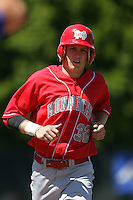 April 7, 2010: Cory Hahn of Mater Dei High School during National Classic Tournament in Anaheim,CA.  Photo by Larry Goren/Four Seam Images