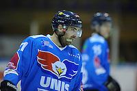 IJSHOCKEY: HEERENVEEN; 20-12-2014, IJsstadion Thialf, UNIS Flyers - Eindhoven Kemphanen 201214, uitslag 7-0, Tony Demelinne (#21), ©foto Martin de Jong