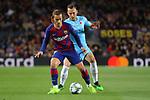 UEFA Champions League 2019/2020.<br /> Matchday 4.<br /> FC Barcelona vs SK Slavia Praha: 0-0.