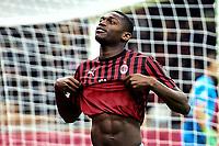 Rafael Leao <br /> Milano 20/10/2019 Stadio Giuseppe Meazza <br /> Football Serie A 2019/2020 <br /> AC Milan - Lecce <br /> Photo Image Sport / Insidefoto