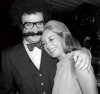 Gene Shalit Barbara Walters Undated<br /> Photo By Adam Scull/PHOTOlink.net