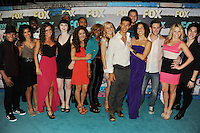 WEST HOLLYWOOD, CA - JULY 23: Cast of You Think You Can Dance arrives at the FOX All-Star Party on July 23, 2012 in West Hollywood, California. / NortePhoto.com<br />