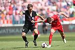 08.06.2019., stadium Gradski vrt, Osijek - UEFA Euro 2020 Qualifying, Group E, Croatia vs. Wales. Luka Modric, Chris Mepham. <br /> Foto © nordphoto / Goran Stanzl/PIXSELL
