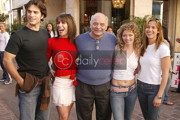 Johnathon Schaech, Vanessa Parise, Burt Young, Amanda Detmer and Brooke Langton