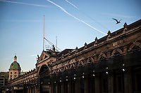 UK. London. 24th February 2014<br /> Smithfield market.<br /> &copy;Andrew Testa for the New York Times